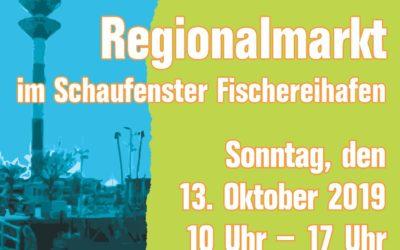 Bio-Fair- und Regionalmarkt 13.10.2019 von 10.00 bis 17.00 Uhr
